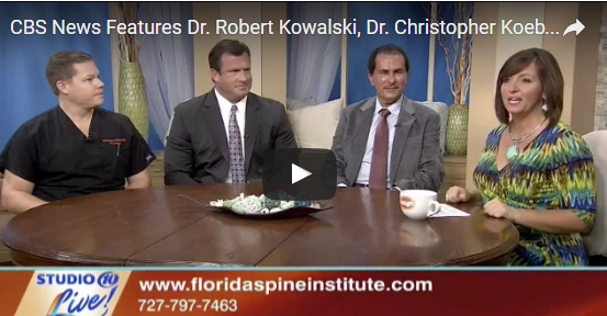 Spine Surgery Interview