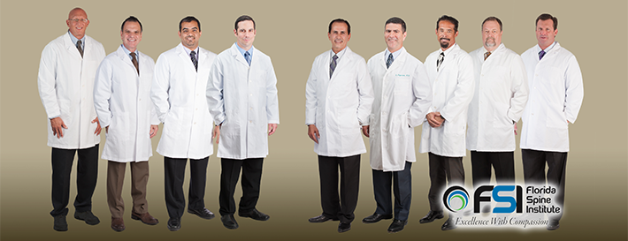 The Trusted Doctors at Florida Spine Institute